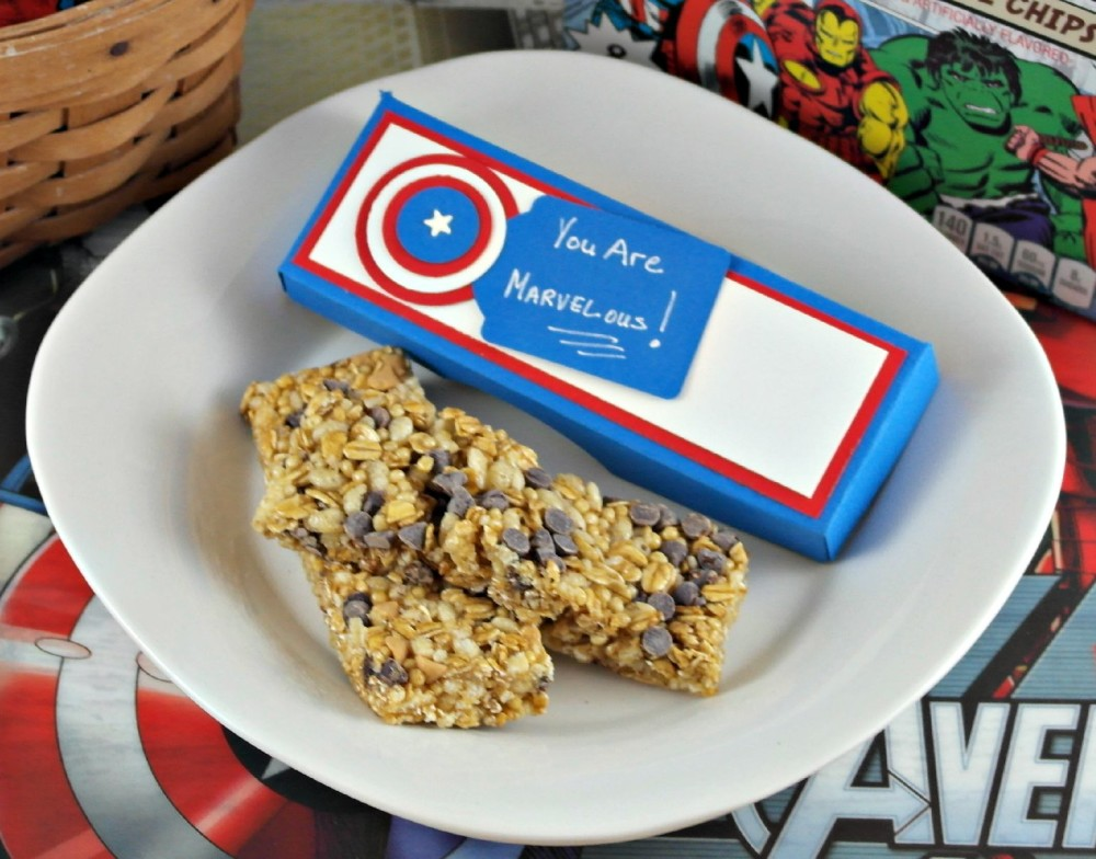 New Super Hero Sized Chewy Granola Bars Beautiful Touches