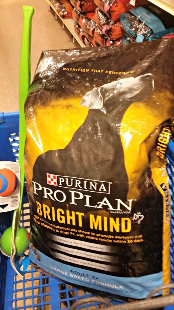 Purina® Pro Plan® BRIGHT MIND for a Bright Future