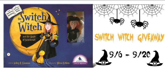 Switch Witch Giveaway