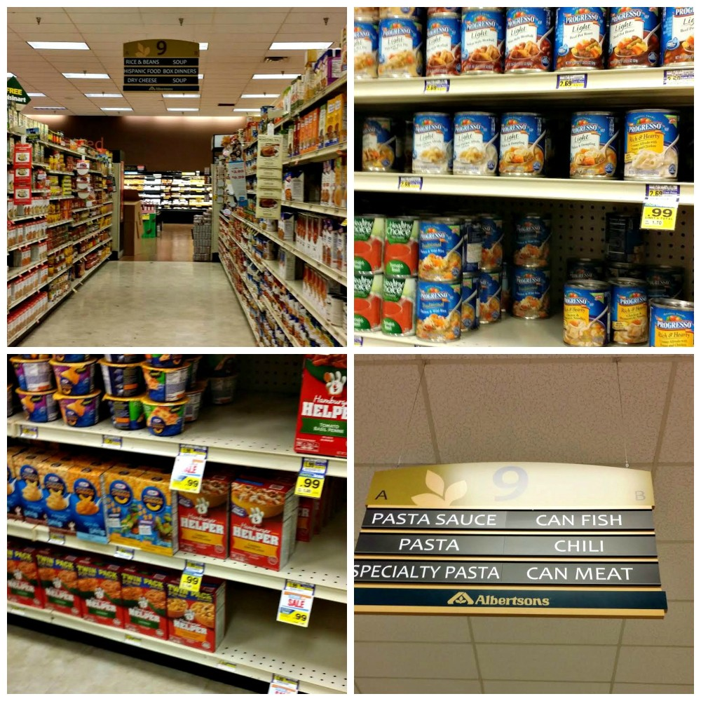 Albertsons 1 Collage