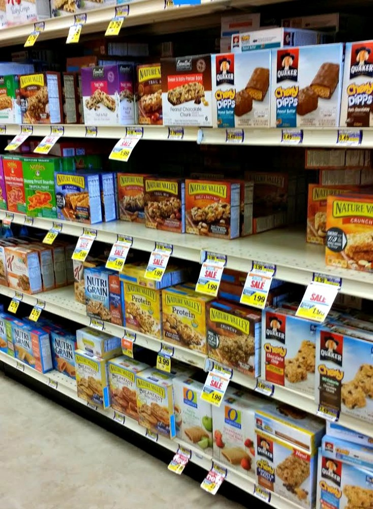 Albertsons Nature Valley 13