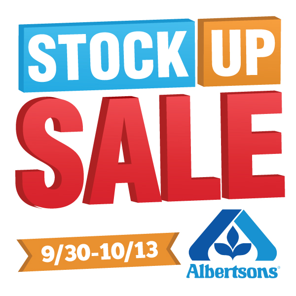 Autumn at Albertsons – Stock Up Sale