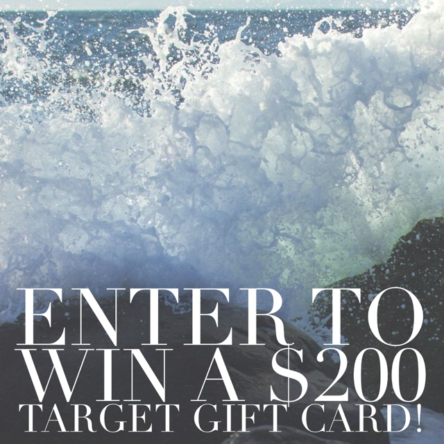 $200 Target Gift Card Giveaway – Ends 11/10