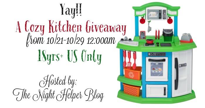 A Cozy Kitchen Giveaway – Ends 10/29