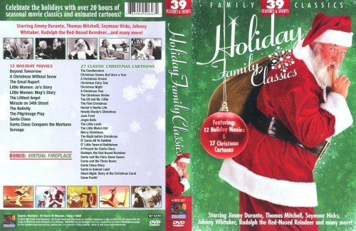 Mill Creek Entertainment Christmas  DVD Giveaway