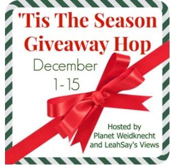 Tis The Season Giveaway Hop – Natura Culina ARV $65
