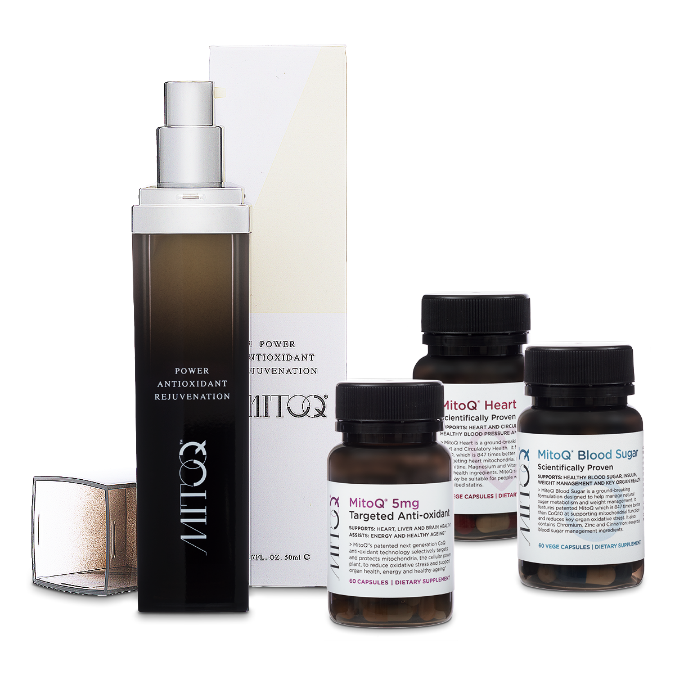 MitoQ Products