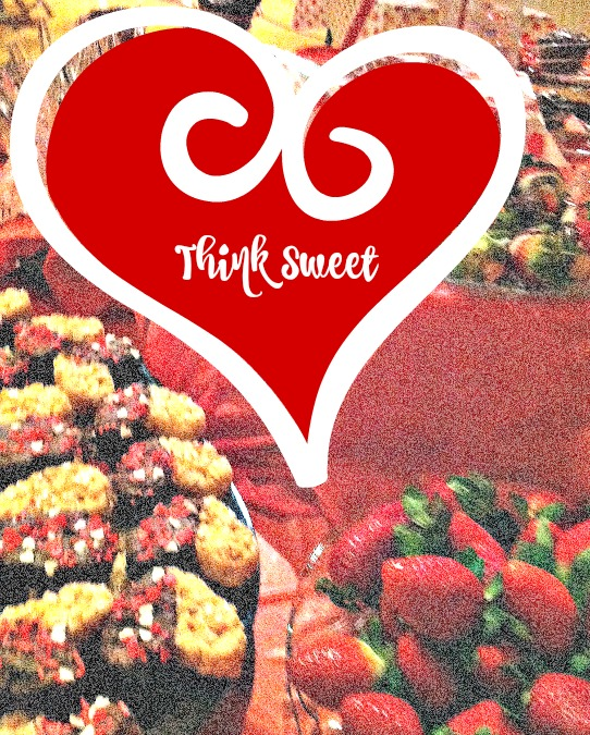 Make Valentine's Day Sweet – Food and Tablescapes!