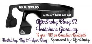 AfterShokz Headphone Giveaway