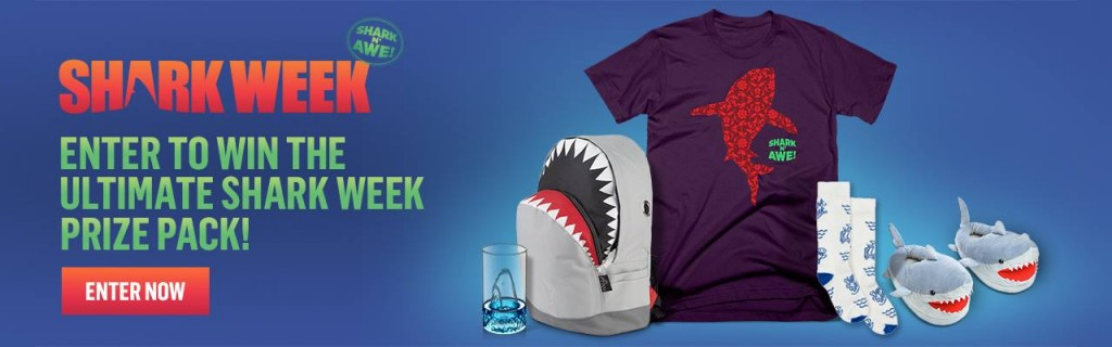 Sweepstakes:  Shark week Unknown End Date