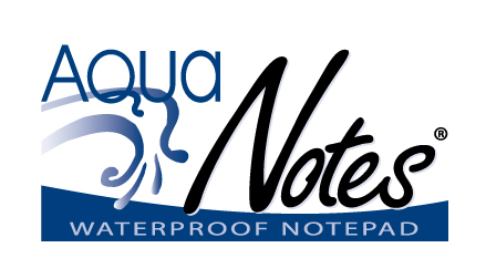 Aqua Notes Waterproof Notepad Giveaway