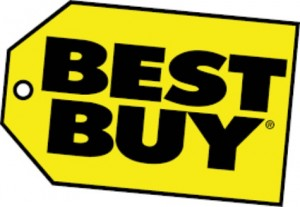Best Buy Yellow Tag Logo