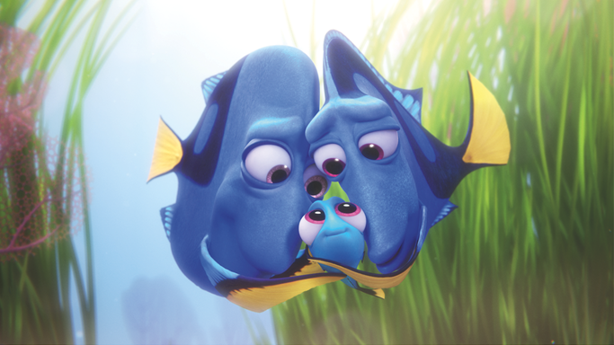 New Clip ~ Finding Dory
