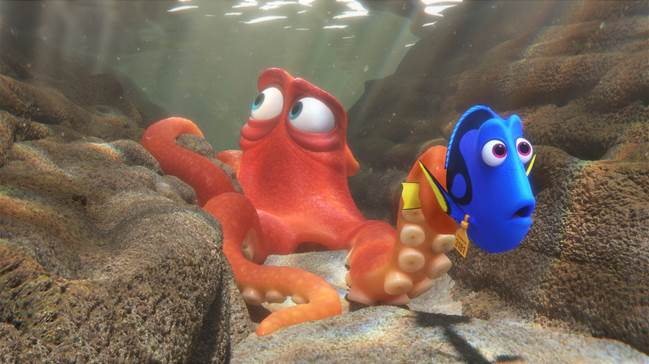 Have you Seen Her?  Finding Dory Activities