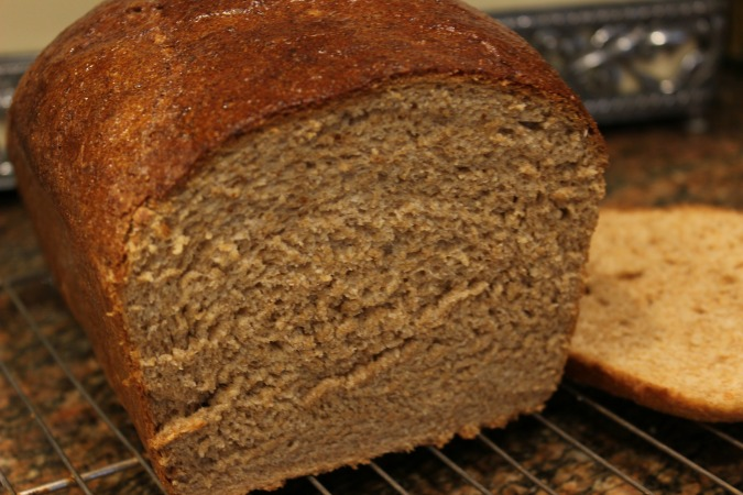 Wholewheat Bread Ready to Eat