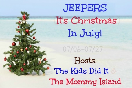 JEEPERS It's Christmas In July Hop!