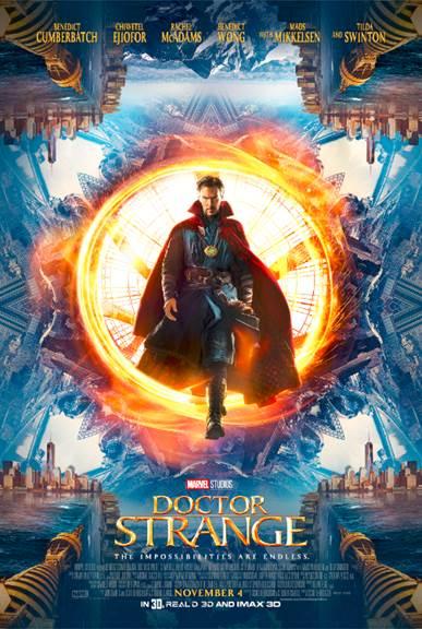 Doctor Strange Information