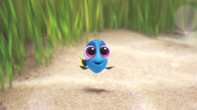 Fall in love with these Finding Dory Recipes