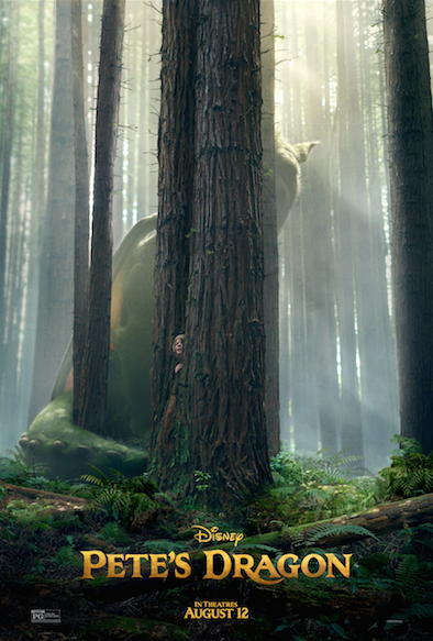 Pete's Dragon Activities & Clips
