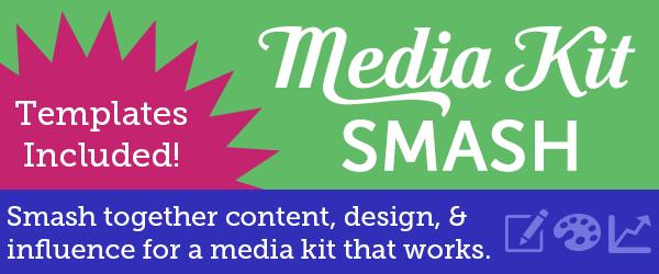 Media Kit Smash Online Course