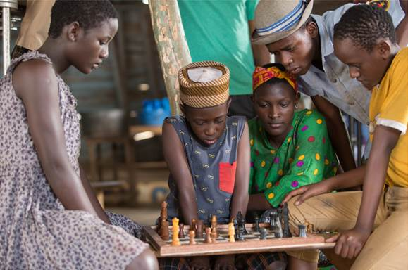 Queen of Katwe True Champion
