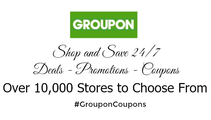 Groupon Coupons Equals Money Saved