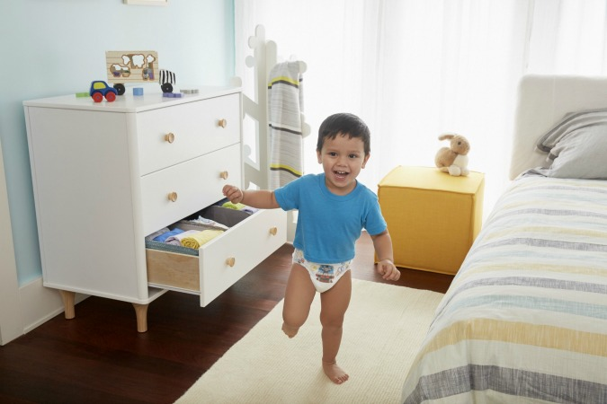 Underwear Training With Pampers Easy Ups  Beautiful Touches-1288