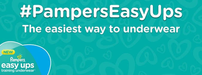 Pampers® Easy Ups™ Training Underwear