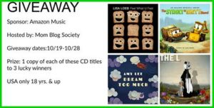 Amazon Music Giveaway