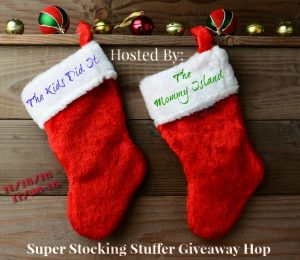 Super Stocking Stuffer Giveaway Hop With PeachSkinSheets