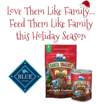 Ring in Their Holidays with Blue Buffalo™ #BestofBlue