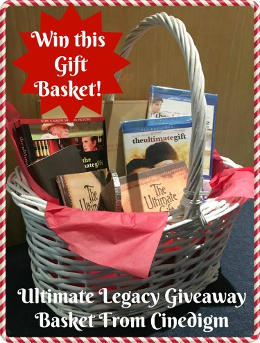 Ultimate Legacy Basket Giveaway