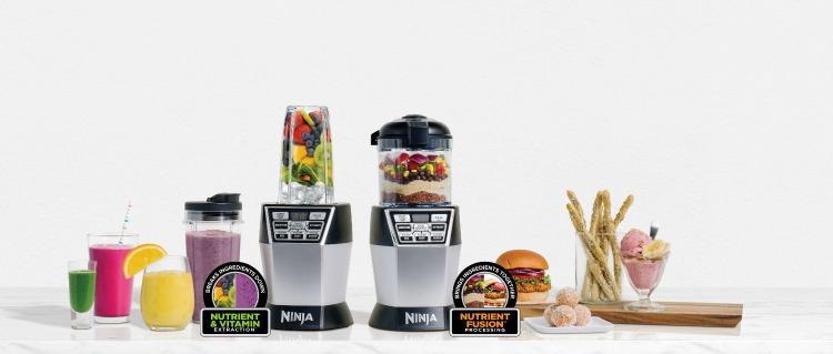 Nutri Ninja Nutri Bowl DUO Giveaway