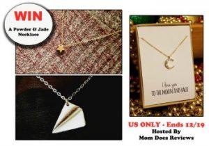 Powder & Jade Necklace Giveaway
