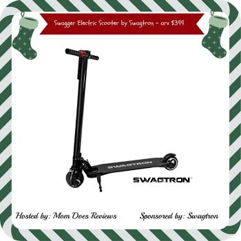 Swagger Fiber Electric Scooter Giveaway