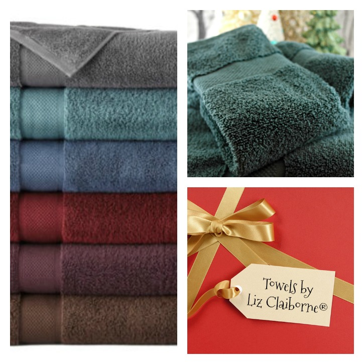 Towels by Liz Claiborne®