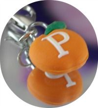 PeachSkinSheets Signature Zipper Pull
