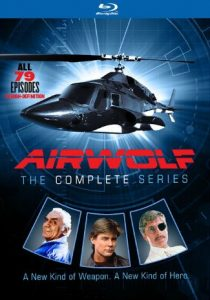 AIRWOLF- THE COMPLETE SERIES Giveaway