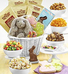 Popcorn Factory Deluxe Children's Easter Basket Giveaway