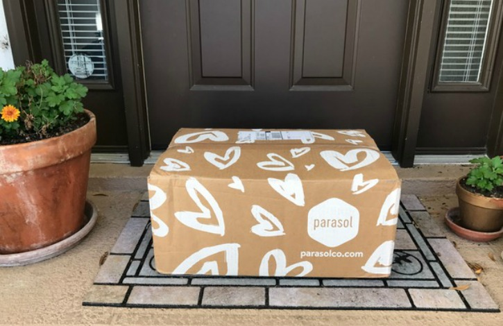 Parasol Diaper Subscription Box