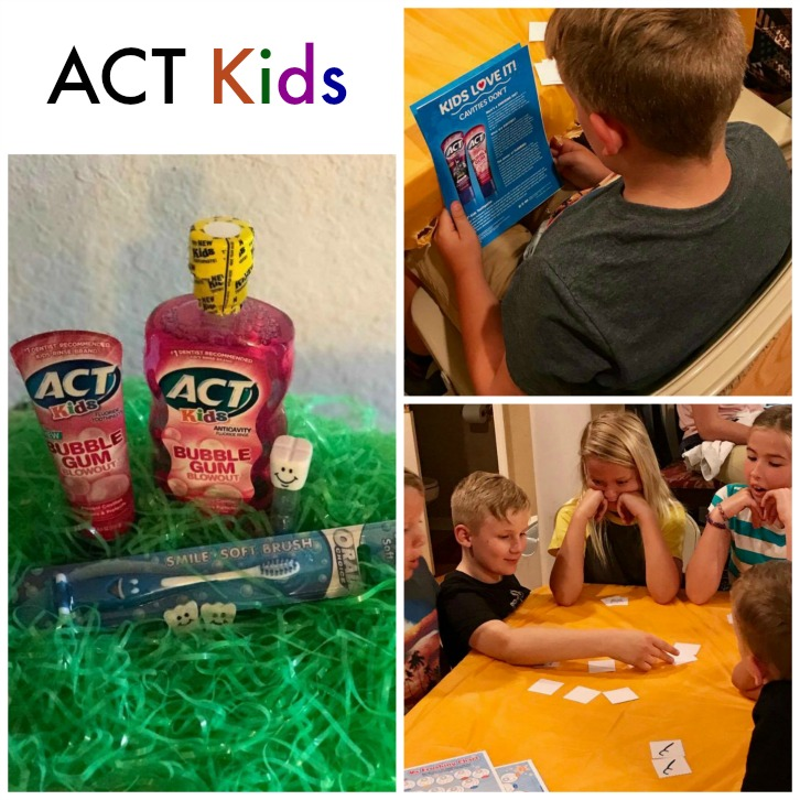 ACT Kids Toothpaste