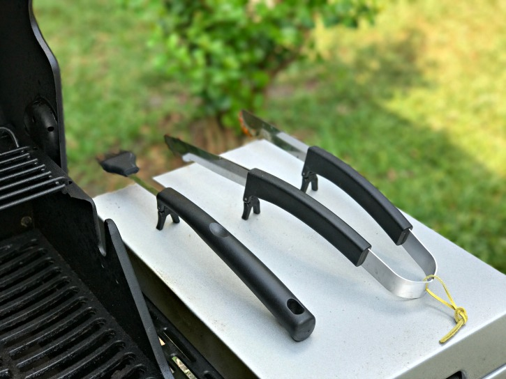 Mr. Bar-B-Q Kickstand Tools