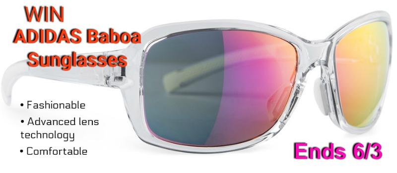 Adidas Baboa Sunglasses Giveaway