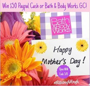 Blogger Sponsored Mother's Day Giveaway