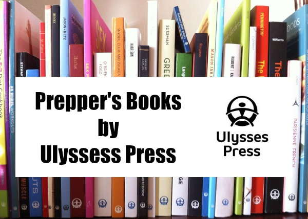 Prepper's Books by Ulysses Press