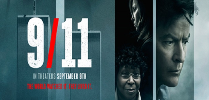 9/11 Film Charlie Sheen Autographed Poster Plus Gift Pack Giveaway