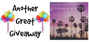 $200 Dollar Alaska Airlines Gift Card Giveaway