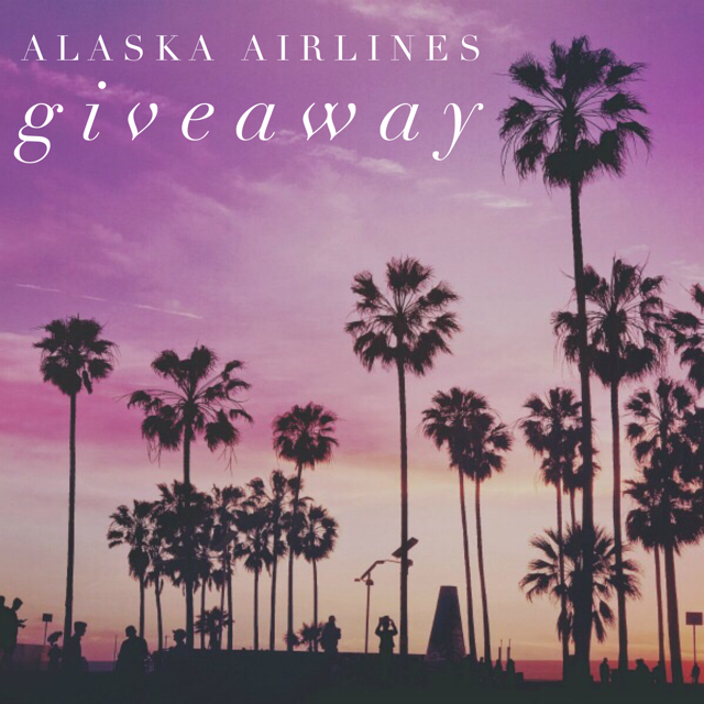 $200 Alaska Airlines Gift Card Giveaway.