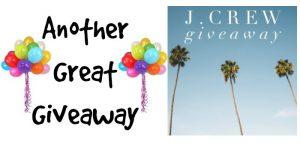 J Crew Giveaway