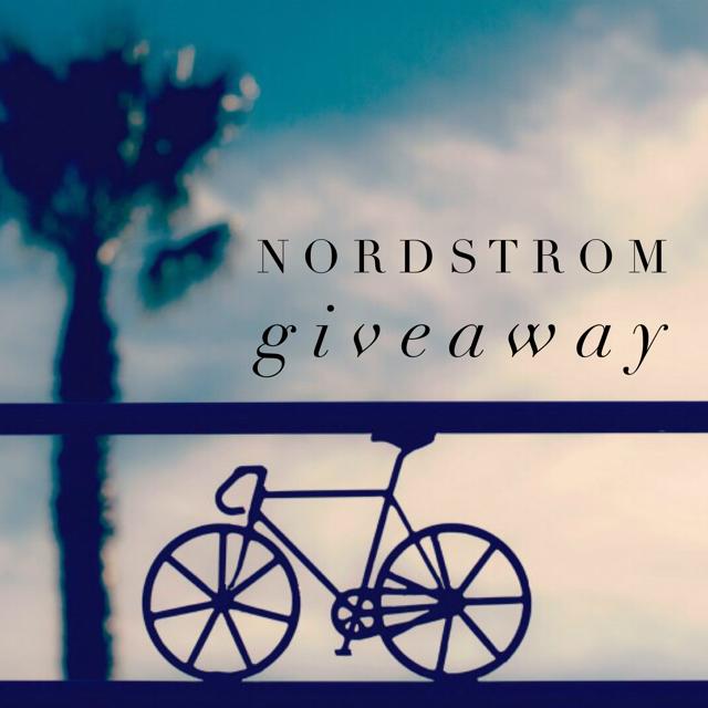 Nordstrom Instagram Follow Giveaway